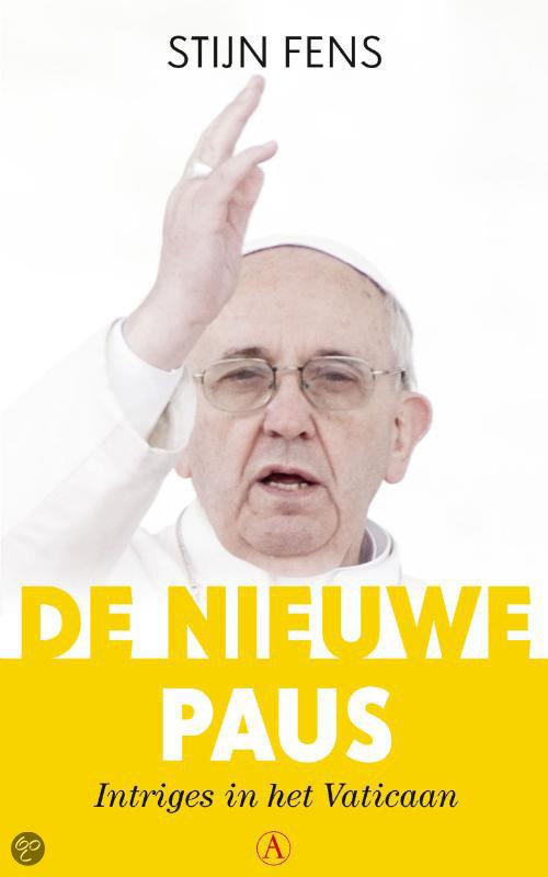 De nieuwe paus