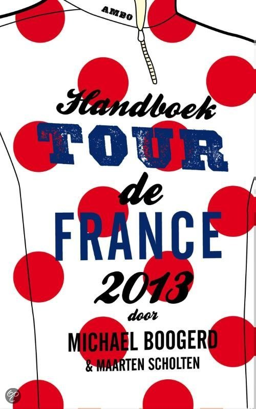 Handboek Tour de France 2013