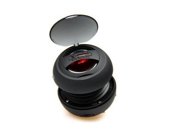 X-Mini V1.1 Capsule Speaker Mono- Zwart