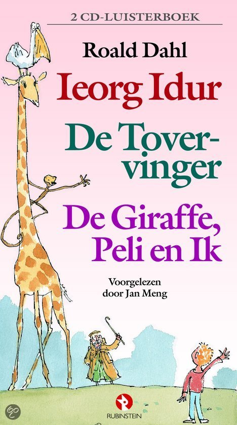 Ieorg idur- de tovervinger- de giraffe, peli en ik