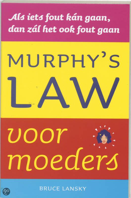 Murphy'S Law Voor Moeders