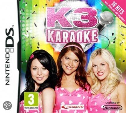 K3 Karaoke: Meezingen En Spelen Met K3