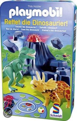 Afbeelding van het spel Playmobil Dinoworld Pocket Edition - Reiseditie