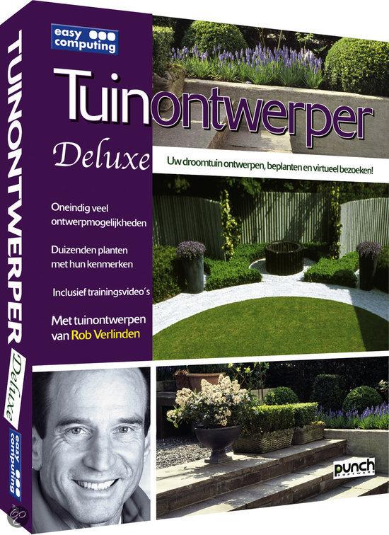 Tuinontwerper deluxe mainpress b v for Tuinontwerp app