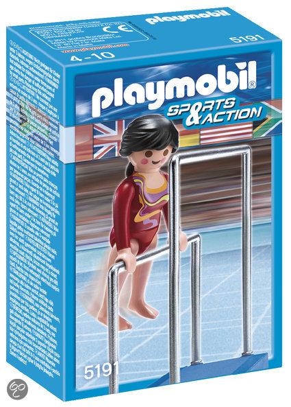 Playmobil Turnster aan Brug met Ongelijke Leggers - 5191