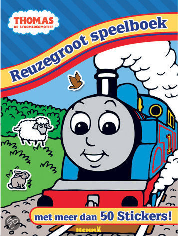 Thomas de Trein Speelboek