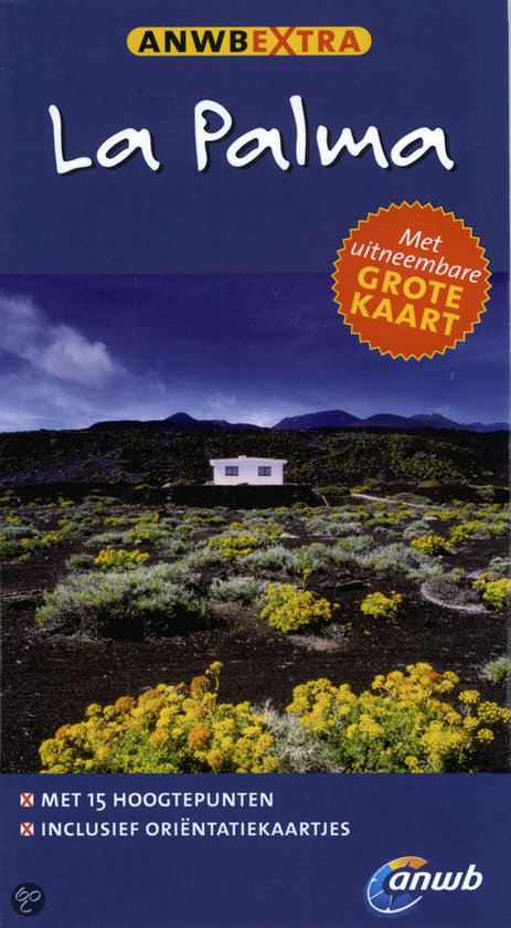 ANWB Extra Reisgids La Palma