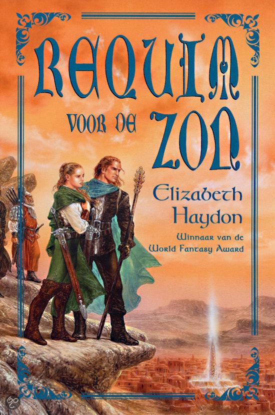 Requiem voor de zon elizabeth haydon 9789022541555 boeken - Doek voor de zon ...