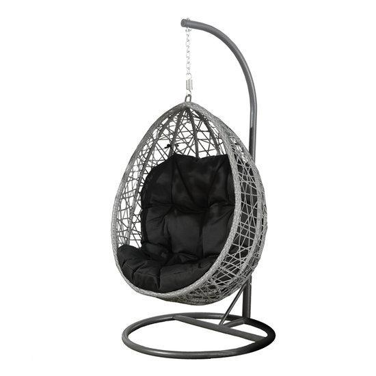 bol.com : Garden Impressions Swing chair Egg - earl grey