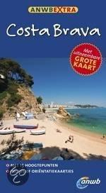 ANWB Extra Costa Brava + Grote kaart