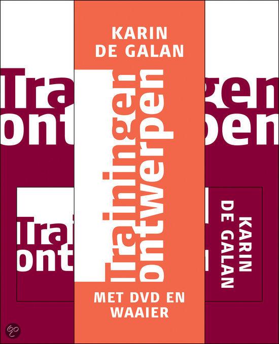 Trainingen ontwerpen + DVD