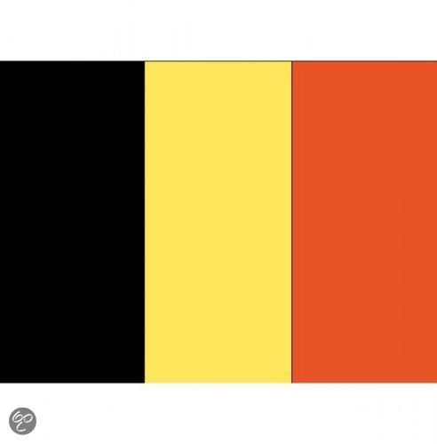 Vlag zwart geel rood