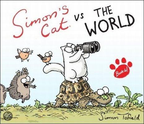 Simons Cat vs. The World!
