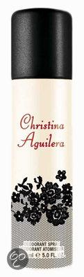 Foto van Christina Aguilera Deodorant Spray