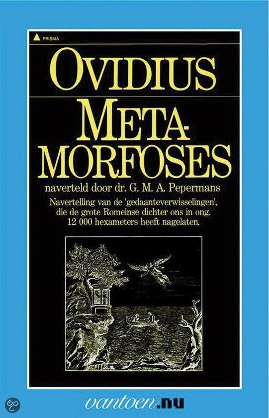 Ovidius - Metamorfoses