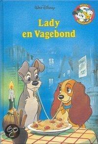 Disney Boekenclub : Lady en Vagebond