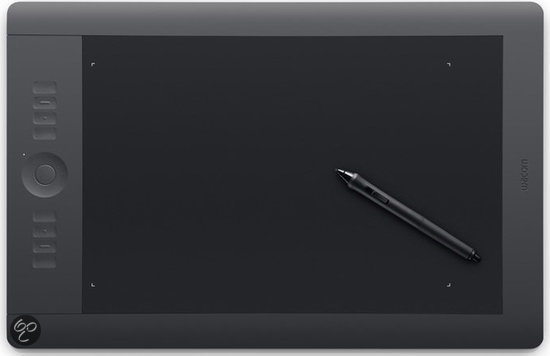 Wacom Intuos5 Pen en Touch Medium-A5 tablet