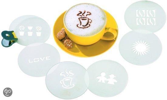 Cappuccino sjablonen xenos