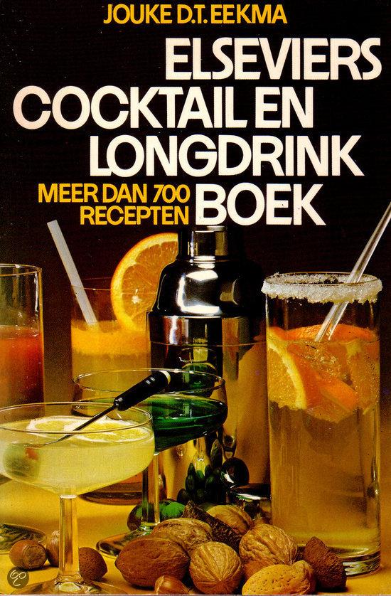Elseviers cocktail- en longdrinkboek