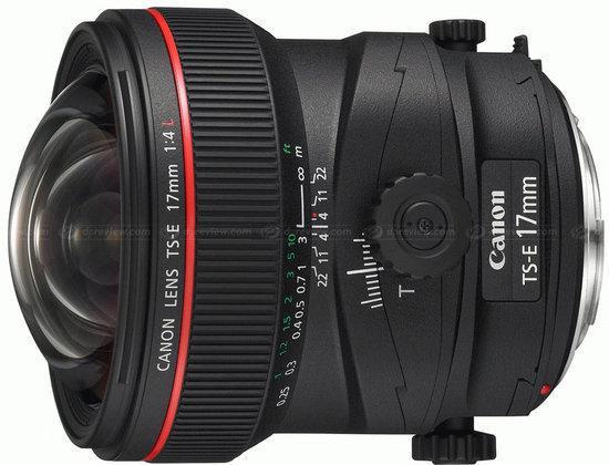 Canon TS-E 17mm - f/4L in Welden