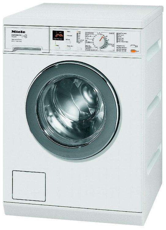 wash machine miele