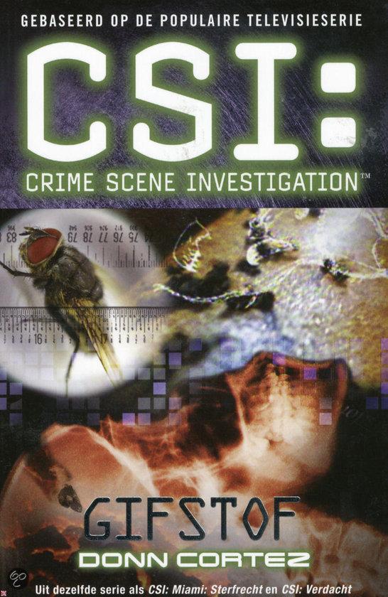 CSI / Gifstof