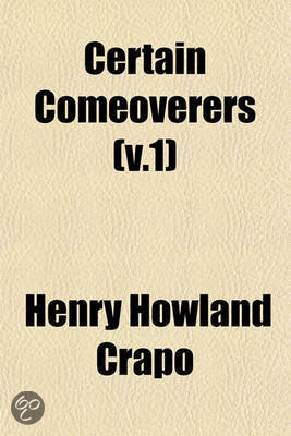 Certain Comeoverers Volume 2