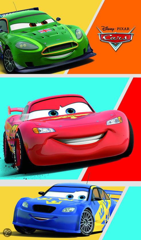 Disney Cars Strandlaken Arlequin