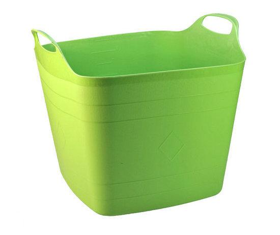 Dsm Keukens Materiaal : bol com DSM Wasmand 40 l Vierkant Lime