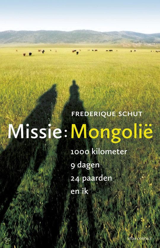Missie: Mongolie