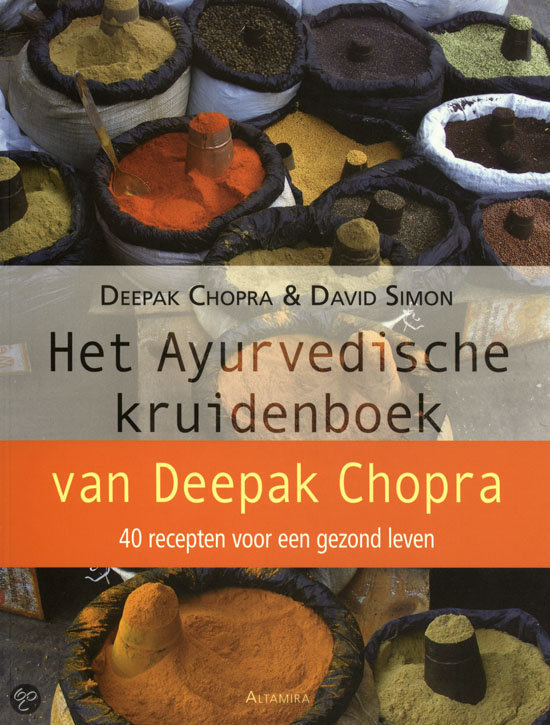 Het Ayurvedische Kruidenboek