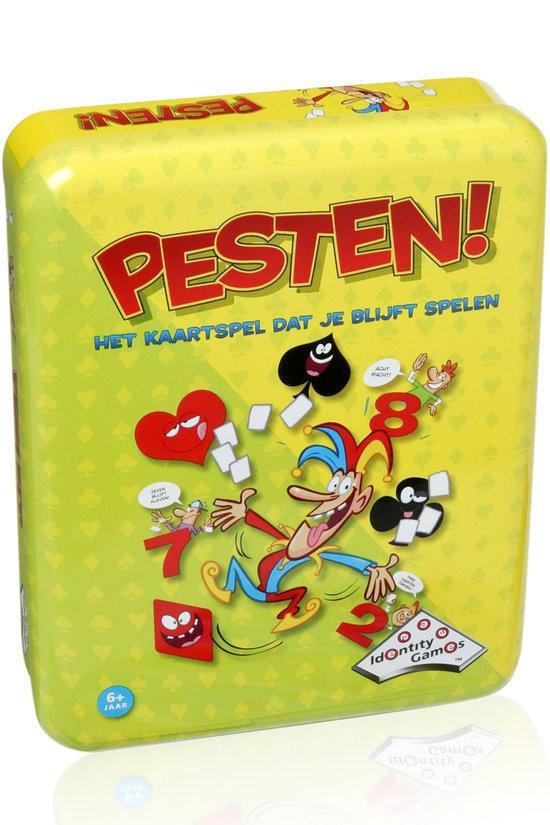 Afbeelding van het spel Identity Games Kaartspel Lekker Pesten