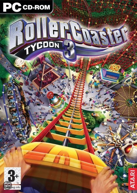 Rollercoaster Tycoon 3 /PC