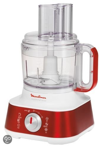Moulinex foodprocessor masterchef 8000 for Cuisine 8000 euros