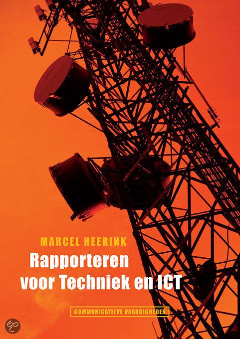 Rapporteren voor Techniek en ICT / druk 1