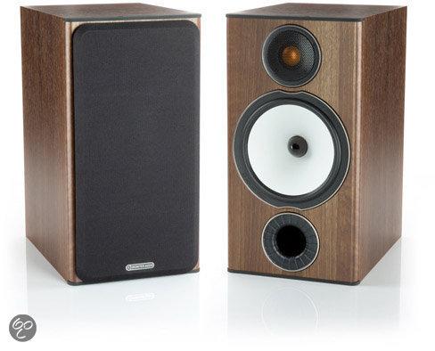 bol.com | Monitor Audio BX2 - Luidspreker - Zwart