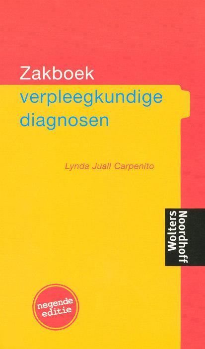 Zakboek verpleegkundige diagnosen / druk 2