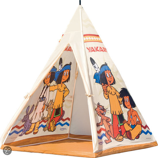 yakari tipi kindertent. Black Bedroom Furniture Sets. Home Design Ideas