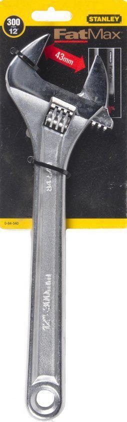 STANLEY FATMAX Verstelbare Moersleutel 0-84-540 - 300mm