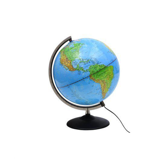 bol.com | vidaXL Verlichte wereldbol 50092, vidaXL | Speelgoed