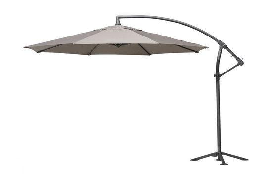 4 Seasons Outdoor - Parasol Divano - Ø 330 cm - Taupe