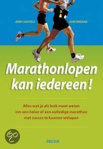 Marathon lopen kan iedereen!