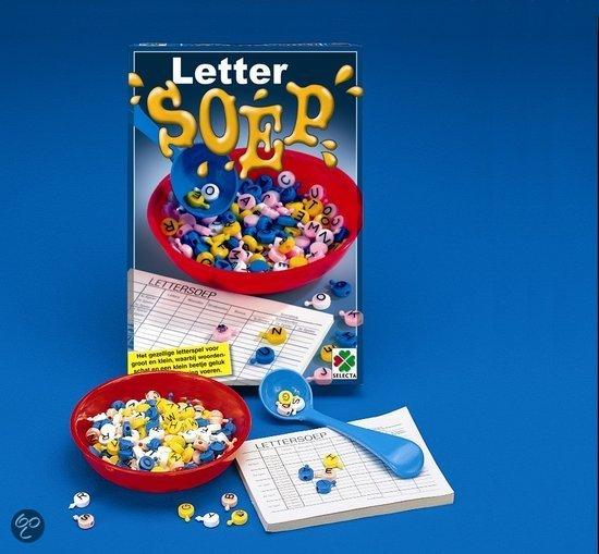 Lettersoep