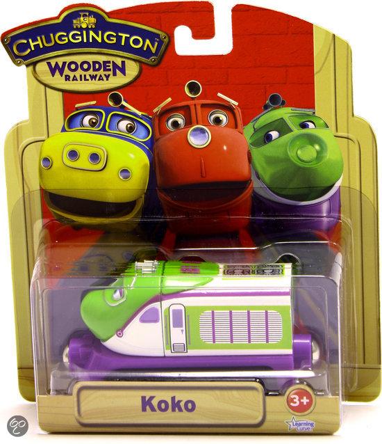 Chuggington Hout - Koko