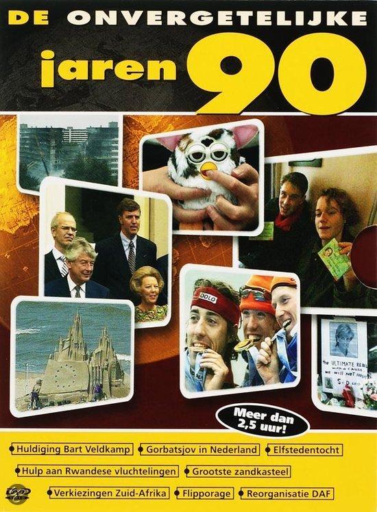 bol.com | De onvergetelijke jaren 90, Documentary