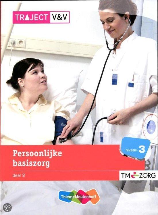Persoonlijke basiszorg / 2 niveau 3