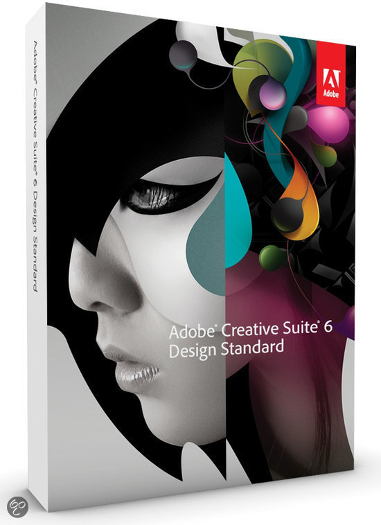 Adobe Design Standard CS6 - MAC / Nederlands
