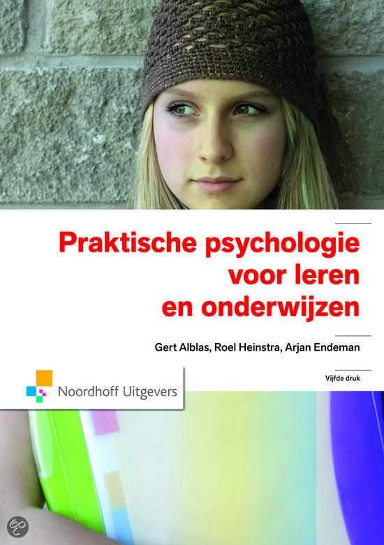 Praktische psychologie voor leren en onderwijzen + pabowijzer