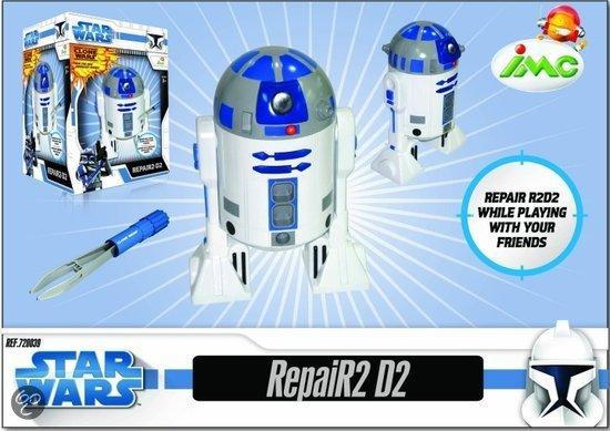 Afbeelding van het spel Clone Wars R2d2 Robotor