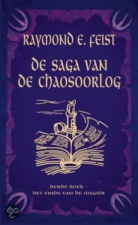 Saga van de Chaosoorlog / 3 Het Einde van de Magier